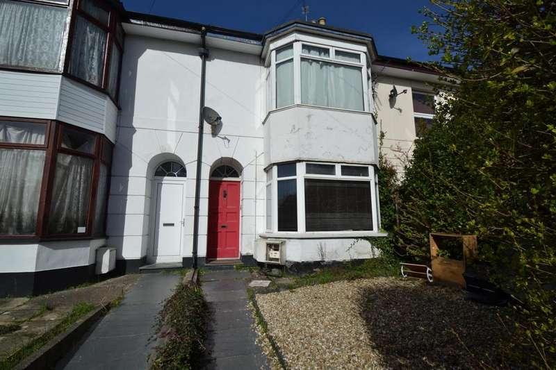 1 Bedroom Flat for sale in Richmond Terrace, Barnstaple