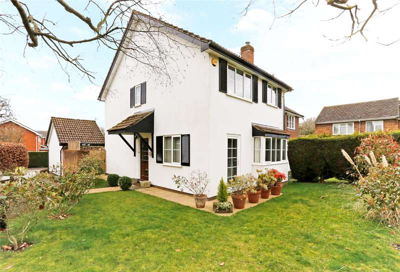 3 Bedrooms Detached House for sale in Farmers Way, Seer Green, Beaconsfield, Buckinghamshire, HP9
