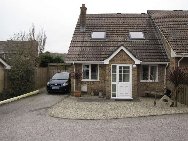 3 Bedrooms Semi Detached House for sale in Probus