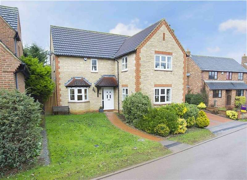 3 Bedrooms Detached House for sale in Brookhaven, Broughton