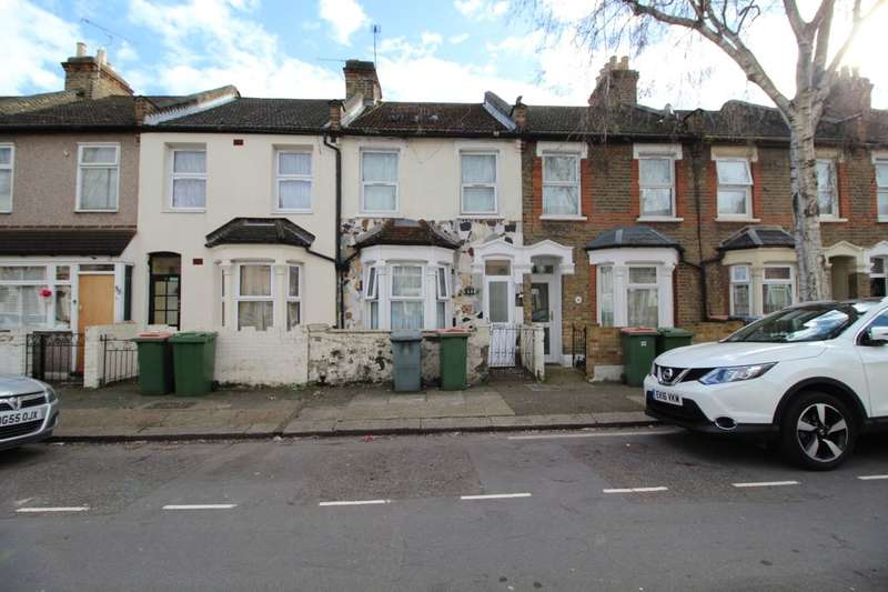 3 Bedrooms Property for sale in Brock Road, London, E13