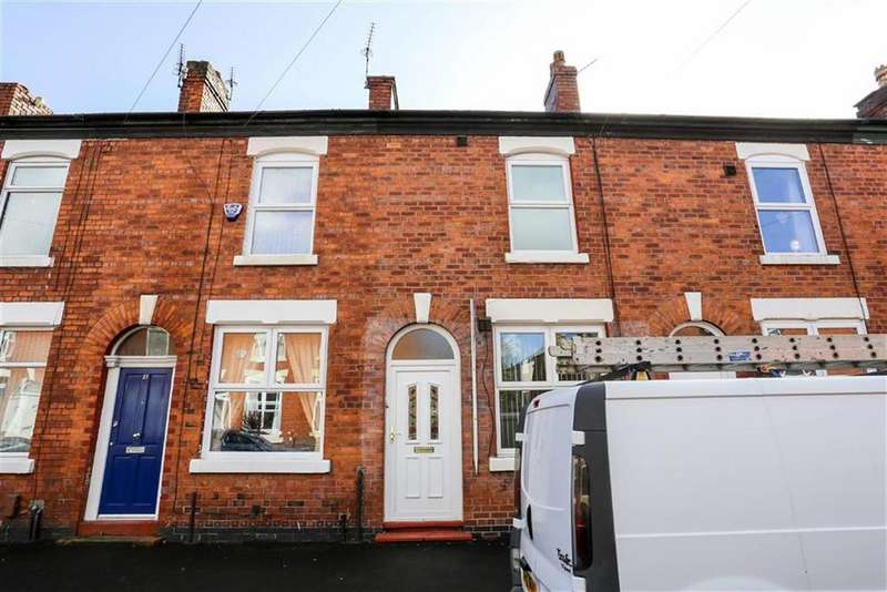 2 Bedrooms Terraced House for sale in Stopford Street, Edgeley, Stockport