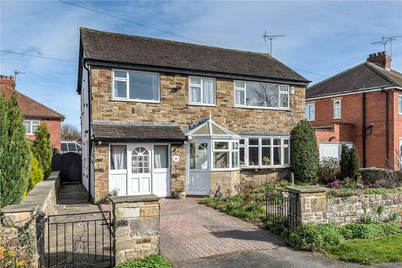 4 Bedrooms Detached House for sale in South View, Deighton Road, Wetherby, West Yorkshire