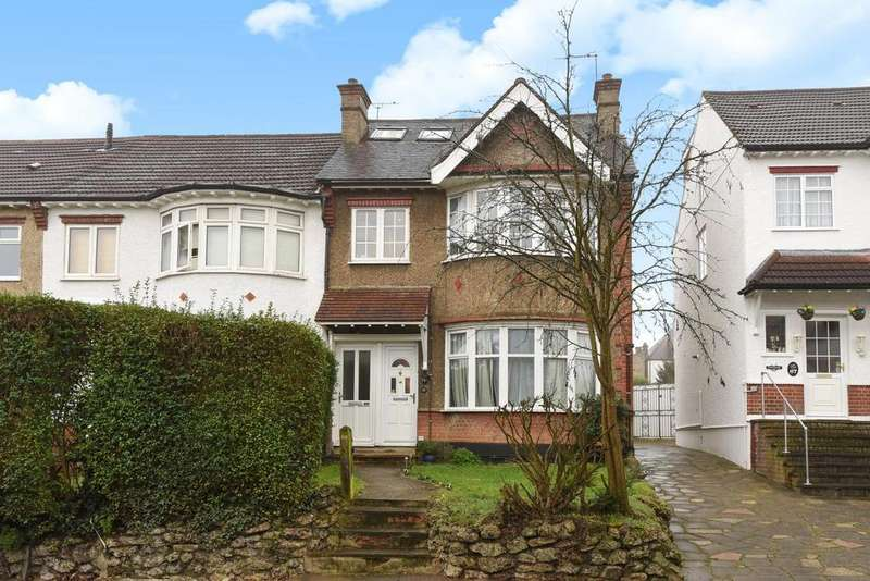 2 Bedrooms Maisonette Flat for sale in Woodlands Avenue, Finchley, N3
