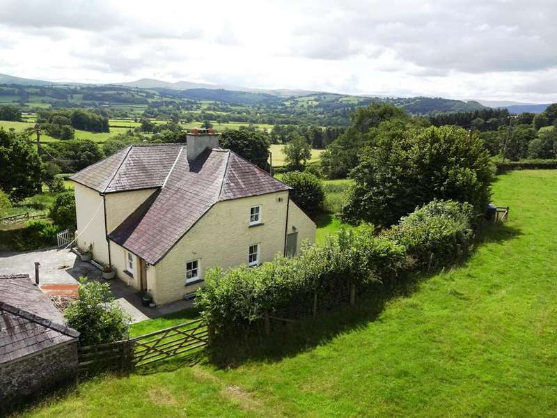 3 Bedrooms Equestrian Facility Character Property for sale in Llandovery, Carmarthenshire