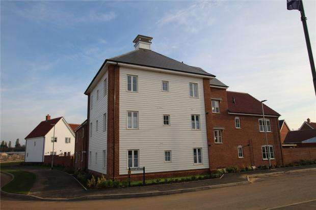 2 Bedrooms Apartment Flat for sale in Mulberry Grove, North Walsham, Norwich