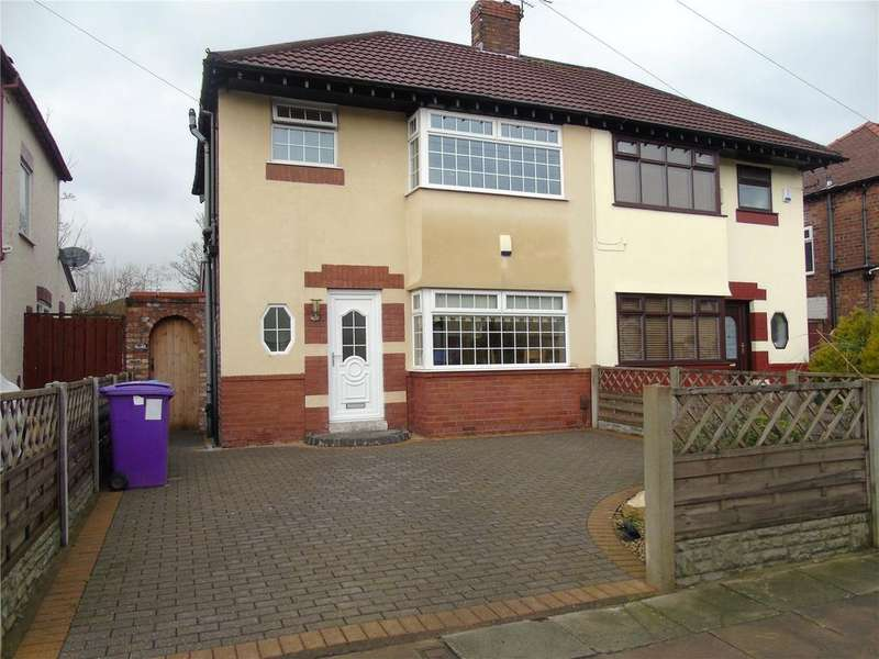 3 Bedrooms Semi Detached House for sale in Durley Road, Walton, Liverpool, L9