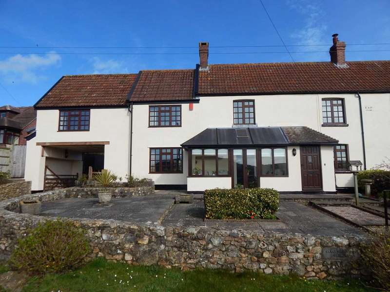 2 Bedrooms Semi Detached House for sale in Colcombe Rd, Colyton, Devon