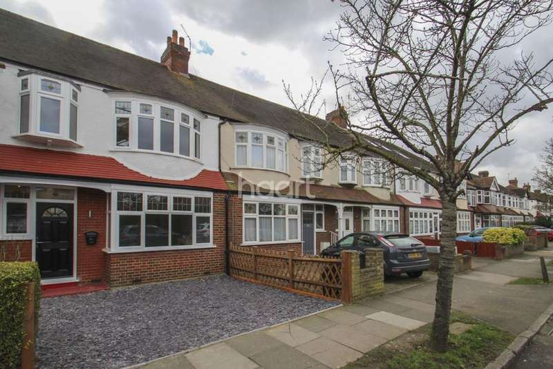 3 Bedrooms Terraced House for sale in Westway, Raynes Park, London SW20