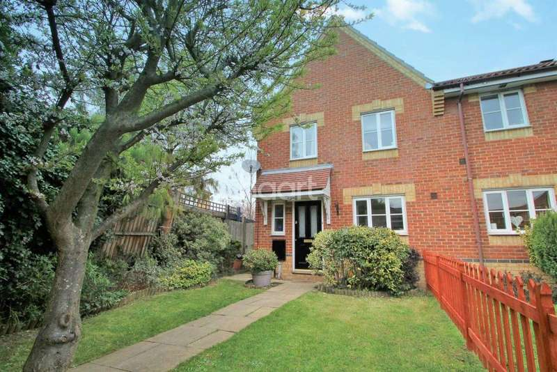 3 Bedrooms End Of Terrace House for sale in Vine Close, Basildon