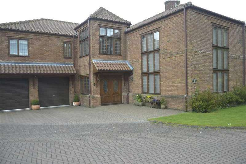 4 Bedrooms House for sale in THE OLD SCHOOL YARD, REDBOURNE, GAINSBOROUGH