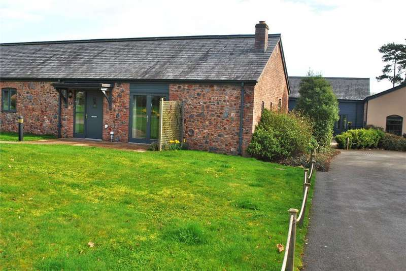 2 Bedrooms Retirement Property for sale in Nynehead Mews, Nynehead Court, Nynehead, Wellington, TA21