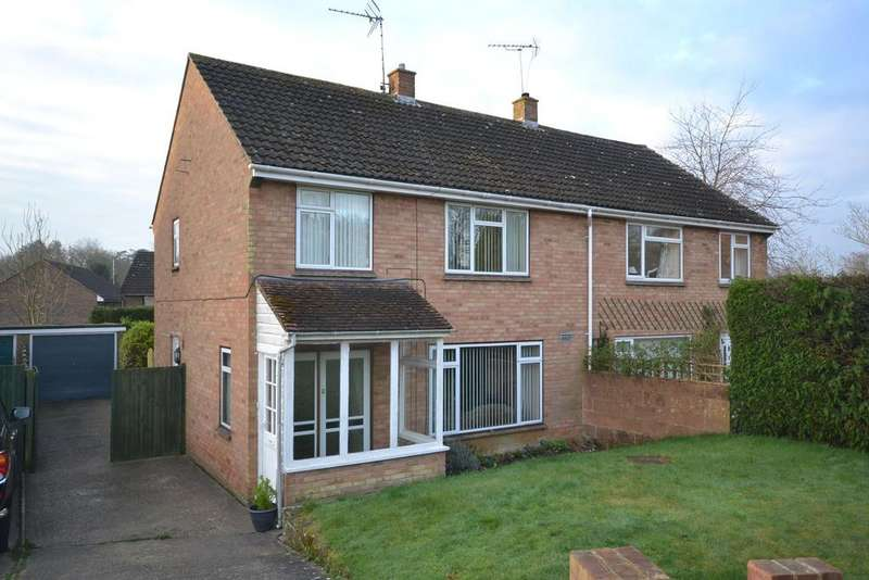 3 Bedrooms Semi Detached House for sale in St Michaels, TN30