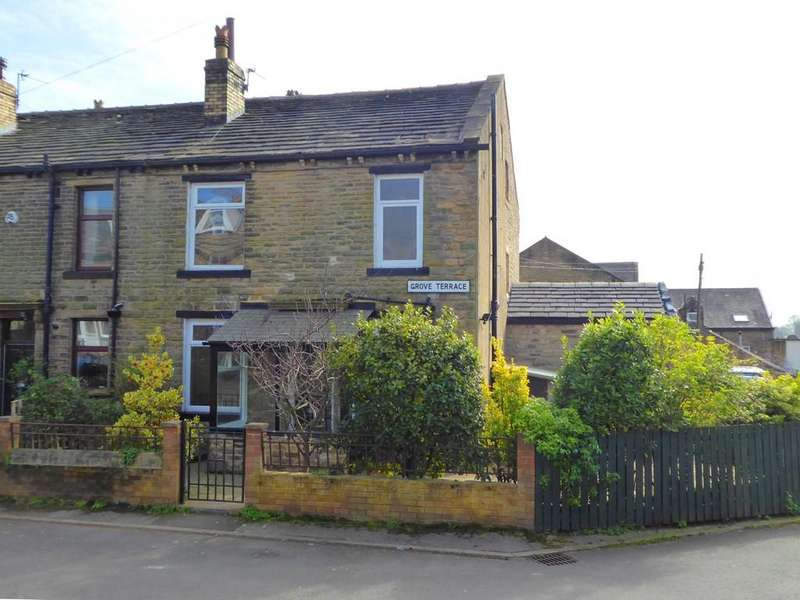 2 Bedrooms House for sale in Grove Terrace, Pudsey