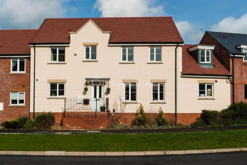3 Bedrooms Terraced House for sale in Eagle Way, Jennetts Park