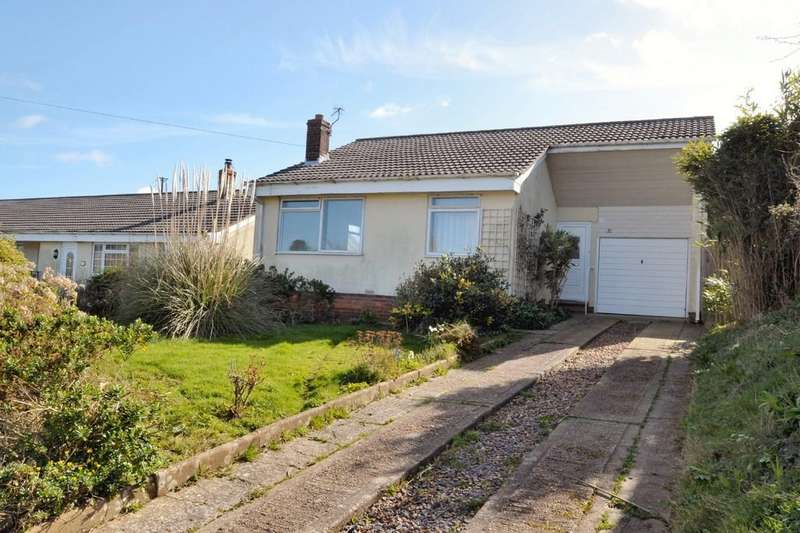 2 Bedrooms Detached Bungalow for sale in Greenlydd Close, Niton