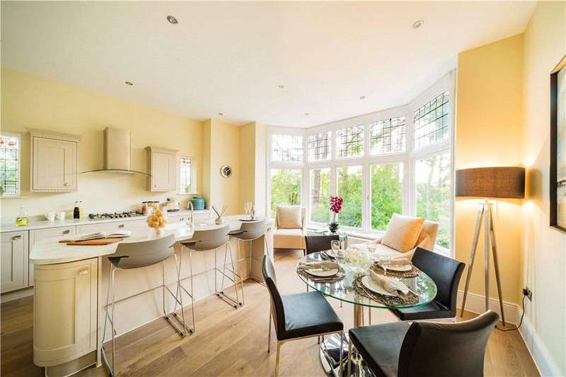 2 Bedrooms Flat for sale in The Mansion House, 34 Richmond Hill Road, Edgbaston, Birmingham, B15