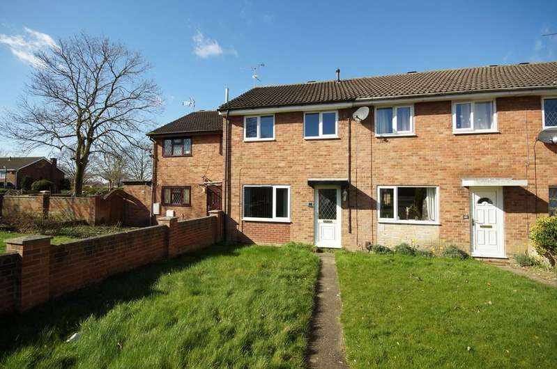 3 Bedrooms End Of Terrace House for sale in Newhaven Drive, Lincoln
