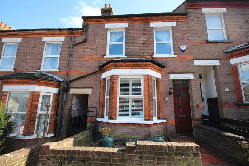 3 Bedrooms Terraced House for sale in Tennyson Road, South Luton , Luton, LU1