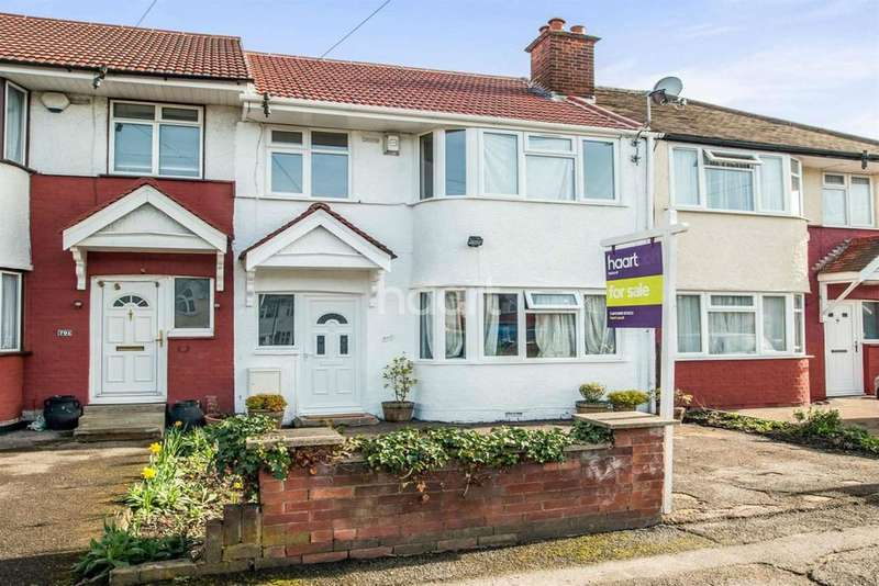 3 Bedrooms Terraced House for sale in Field End Road, Ruislip
