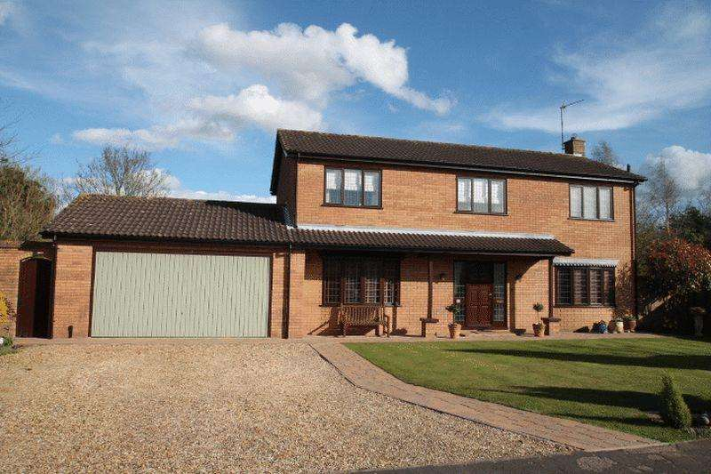 3 Bedrooms Detached House for sale in Birch Grove, Spalding
