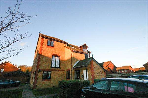 1 Bedroom Apartment Flat for sale in Unwin Close, Southampton