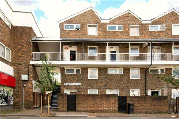 3 Bedrooms Maisonette Flat for sale in Tanners Hill, Deptford