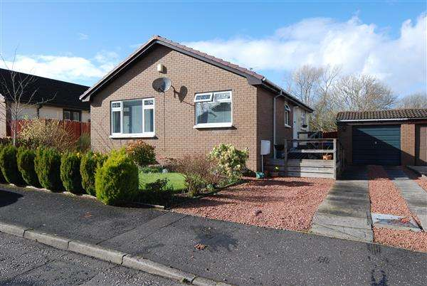 2 Bedrooms Bungalow for sale in Braehead Place, Dalry