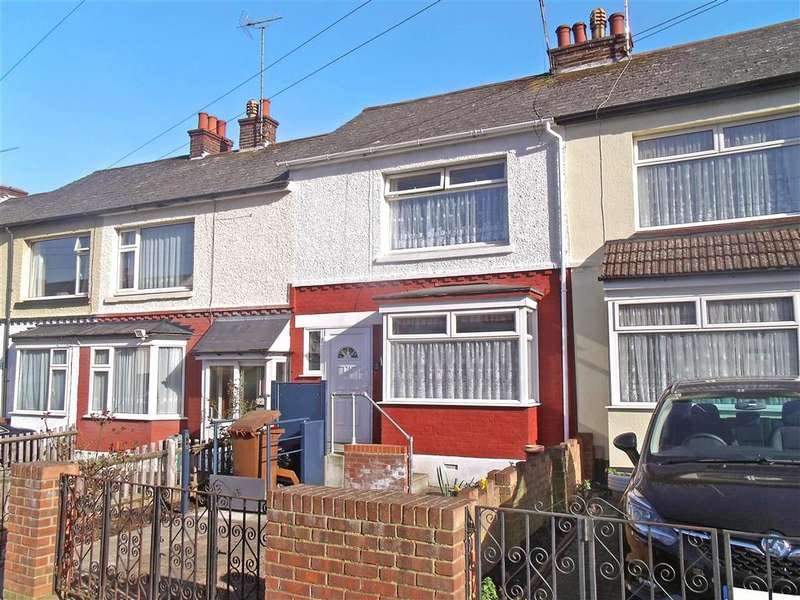 3 Bedrooms Terraced House for sale in St. Marys Road, Gillingham, Kent