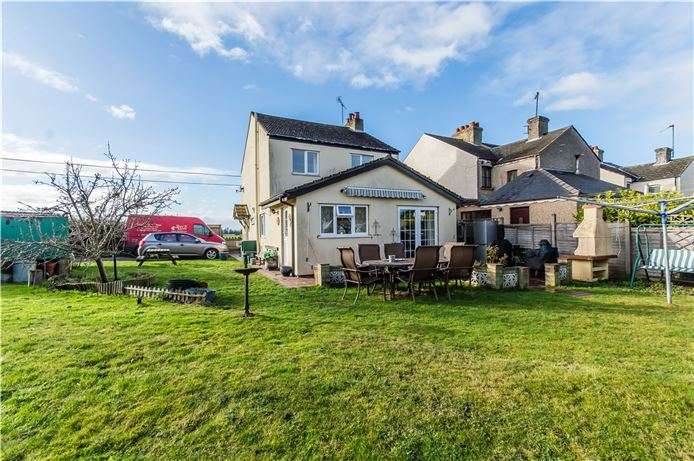 3 Bedrooms Detached House for sale in Barrington Road, Shepreth, Nr Royston