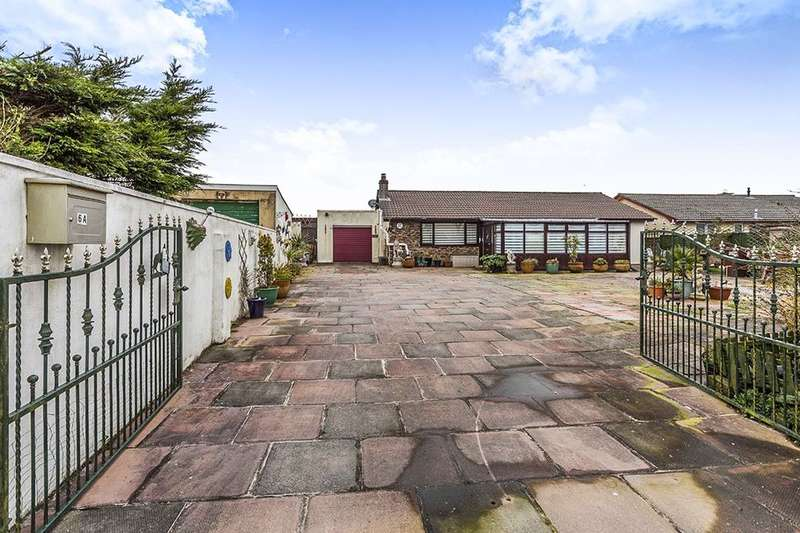 4 Bedrooms Detached Bungalow for sale in A Polgine Lane, Troon, Camborne, TR14