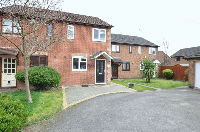 2 Bedrooms Semi Detached House for sale in Birkdale Aveune, Branston
