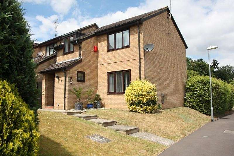 3 Bedrooms Detached House for sale in Willowside, Woodley, Reading, RG5