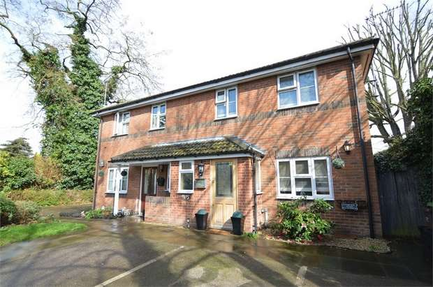 3 Bedrooms Detached House for sale in Orchard Place, Cheshunt, Hertfordshire