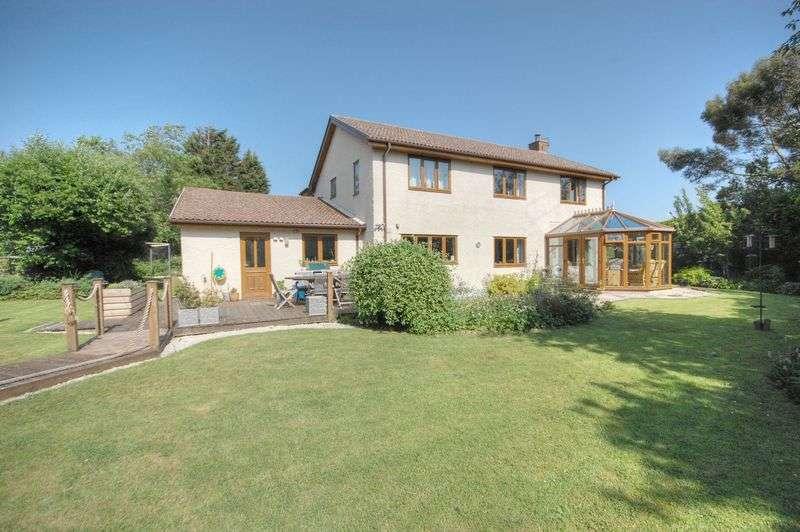 4 Bedrooms Detached House for sale in Victoria Lodge, Sigingstone, Cowbridge, CF71 7LP