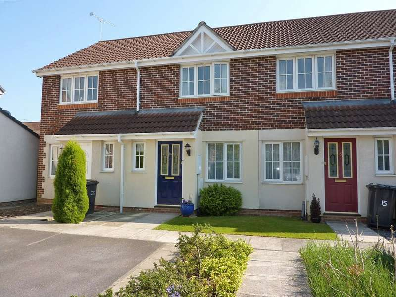 2 Bedrooms Terraced House for sale in Knightwood Park, Chandler's Ford