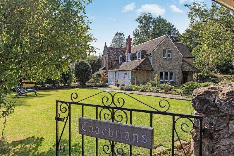 5 Bedrooms Property for sale in Clenches Farm Road, Sevenoaks