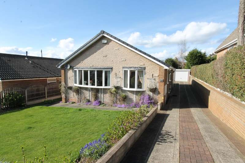 3 Bedrooms Detached Bungalow for sale in Mayfield, Monk Bretton, Barnsley, S71 2DB