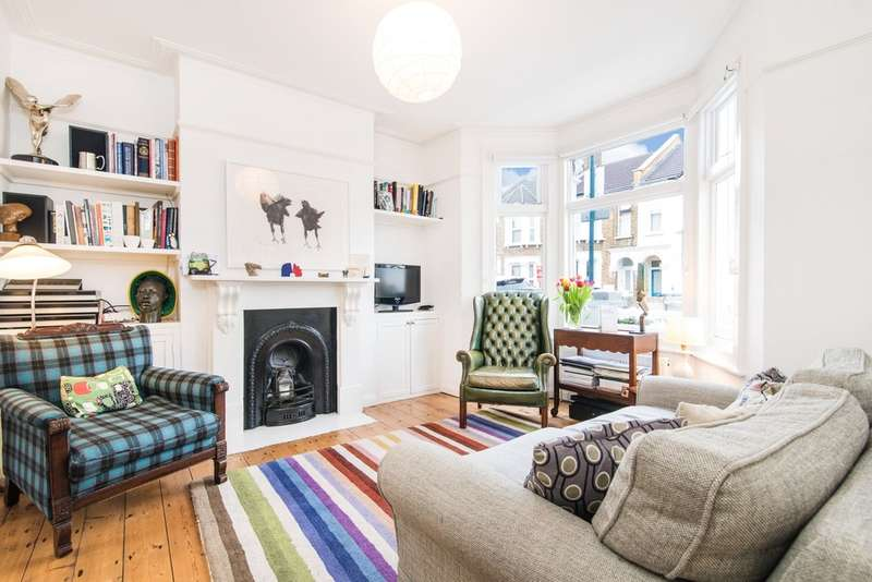 3 Bedrooms Terraced House for sale in Hiley Road, Kensal Green, NW10