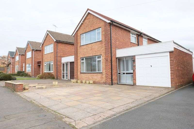 3 Bedrooms Detached House for sale in Lickhill Road North, Stourport-On-Severn DY13 8RU