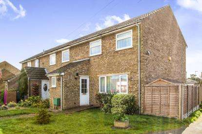 3 Bedrooms End Of Terrace House for sale in Mill Green, Warboys, Huntingdon