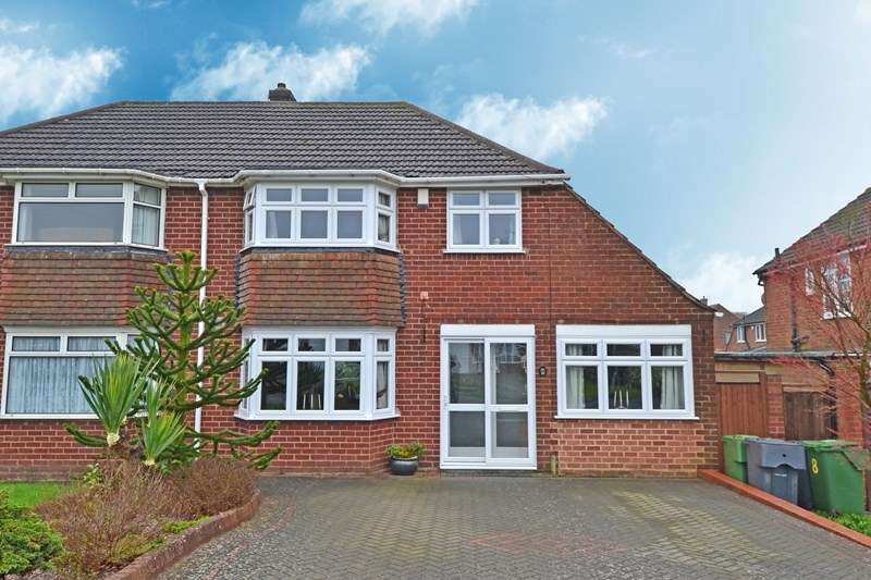 3 Bedrooms Semi Detached House for sale in Segbourne Road, Rubery, Birmingham