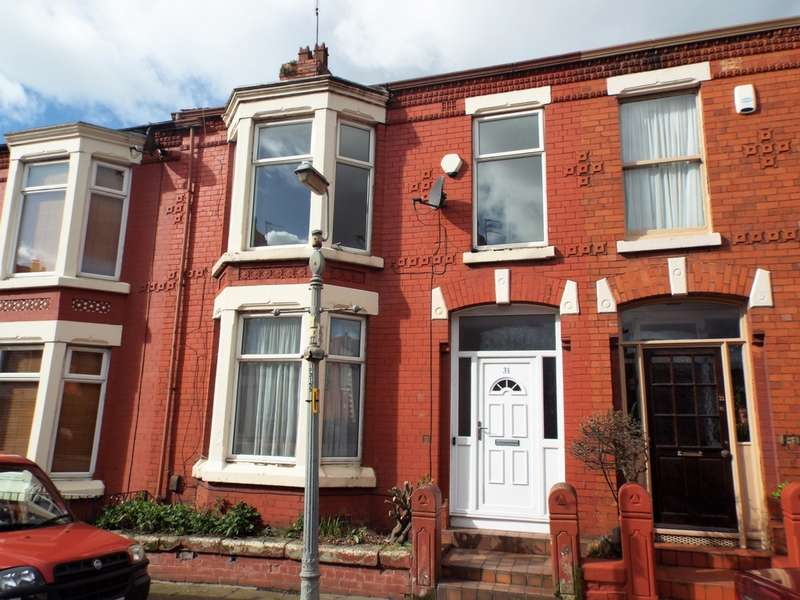 4 Bedrooms Terraced House for rent in Charles Berrington Road, Liverpool, L15