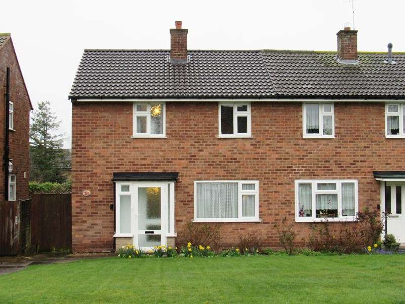 3 Bedrooms Semi Detached House for sale in Arlescote Road, Solihull