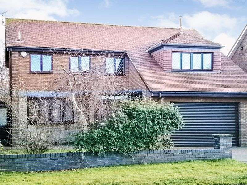 4 Bedrooms Detached House for sale in West Dyke Road, Redcar