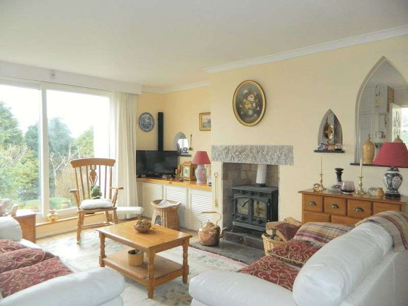 3 Bedrooms Detached Bungalow for sale in Brea, Camborne
