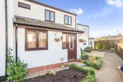 4 Bedrooms Terraced House for sale in Orford Close, Hale Village, Liverpool, Cheshire, L24