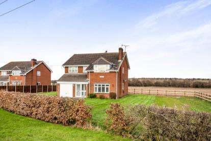 4 Bedrooms Detached House for sale in Gailey Lea Lane, Gailey, Stafford, Staffordshire