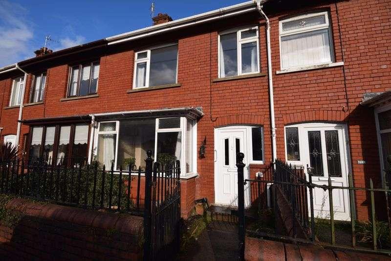 3 Bedrooms Terraced House for sale in 34 Coronation Street, Aberkenfig, Bridgend