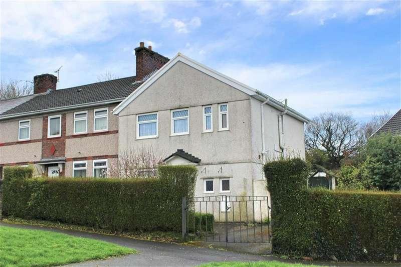 3 Bedrooms Property for sale in Llwyn Derw, Fforestfach, Swansea